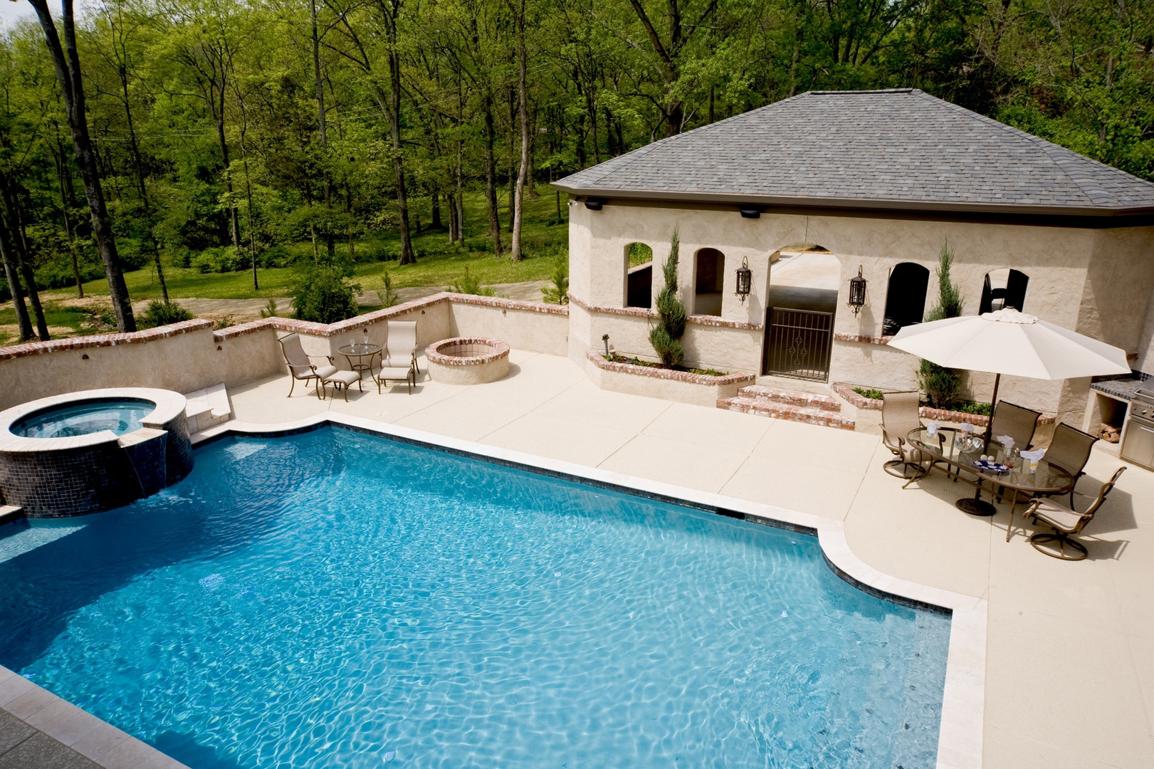 Hillwood - Private Residence | Joshua Builders, Inc.